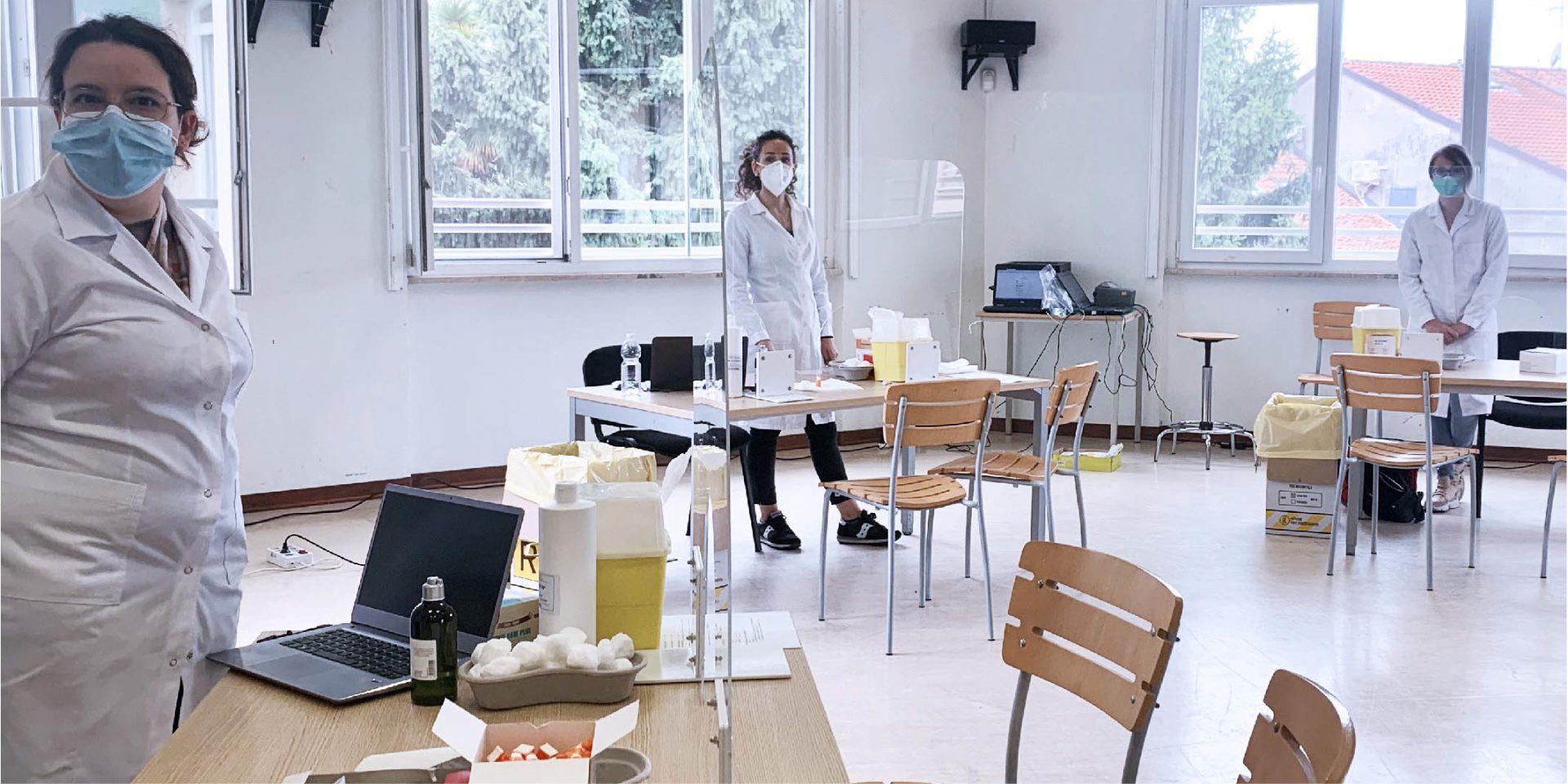 Studio epidemiologico - Carpiano